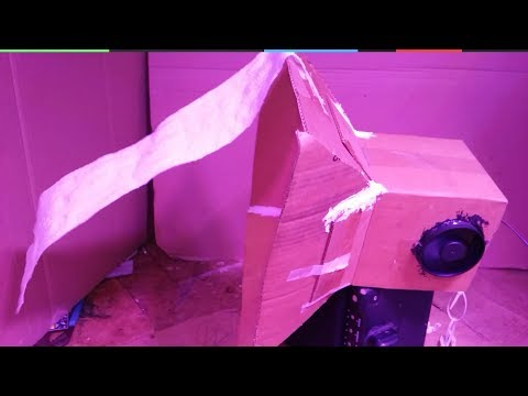 How To Build Home Made Fume Hood Vent Tutorial DIY On a Budget