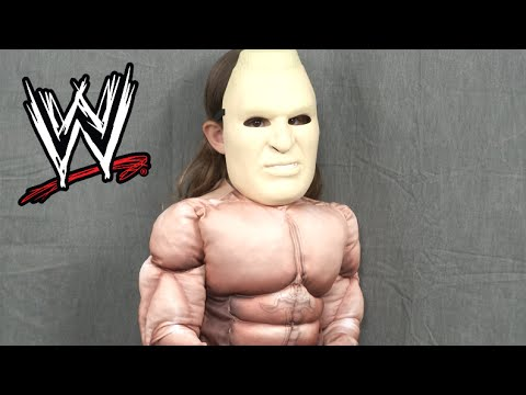 WWE Brock Lesnar Deluxe Dress Up Set from Jakks Pacific