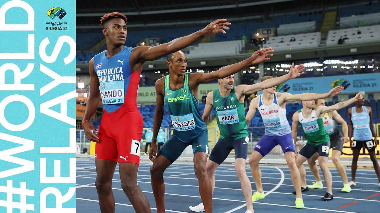 World Athletics Relays Silesia 2021 | Day 2