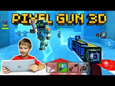Pixel Gun 3D - Zombie Survival i Duel z bratem! #6