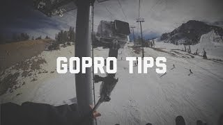 GoPro Tips: My Official GoPro Film Pole