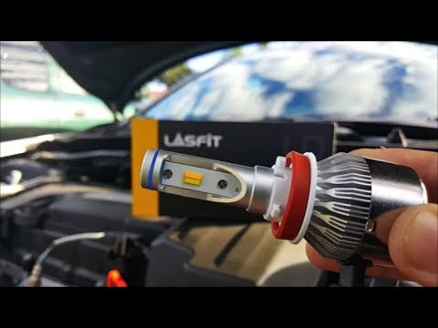 [Review and Demo] Lasfit LD Series Switchback LED Headlight Bulb