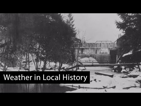 Talking Over Old Times - Weather in Local History