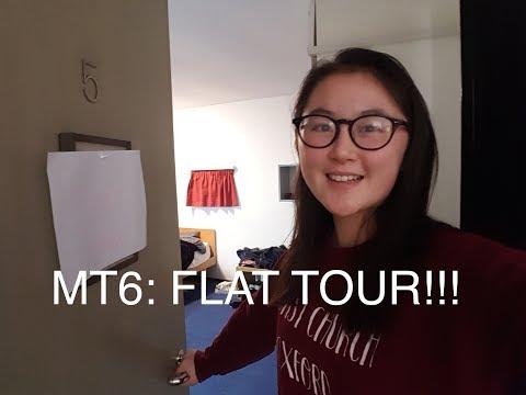 MT6: OXFORD CHRIST CHURCH FLAT TOUR!