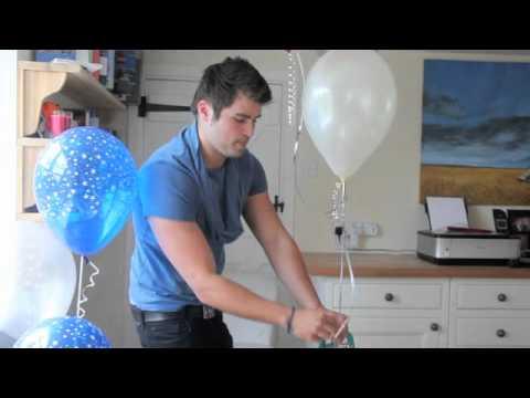 How To Make A Balloon Bouquet | Balloons.co.uk Tutorial