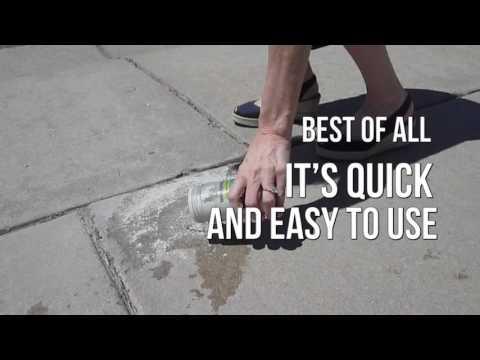 Terminator HSD Concrete Cleaner Oil Stain Remover