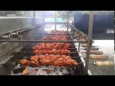 Brazilian BBQ rotisserie chicken by Fabulous BBQ