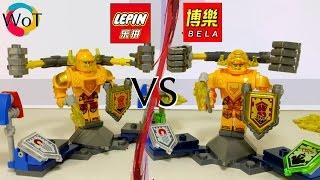Какой конструктор круче - Bela или Lepin, что покупать?