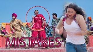Mistakes In Swag Saha Nahi Jaye | Happy Phirr Bhag Jayegi | Sonakshi Sinha | Punjabi Gallan