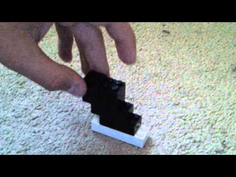 How to maoe a lego energy sword handle