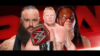 WWE Announces The Next Challenger For Brock Lesnar's Universal Championship