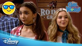 Girl Meets World | Texas Drama | Official Disney Channel UK