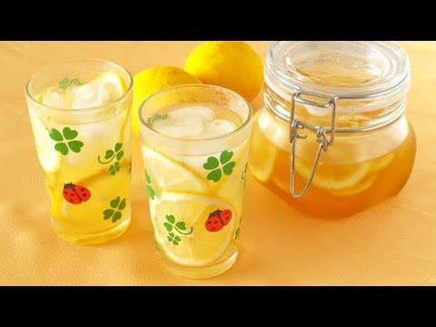 Honey Lemon Slices (as seen in Kuroko No Basuke) | OCHIKERON | Create Eat Happy :)