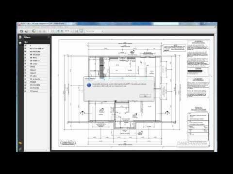 AutoCAD problème DWG to PDF Arial Font