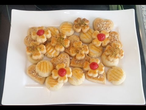 Butter Biscuits مکھن والے بسکٹ / Cook With Saima