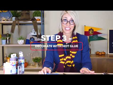How to Make a Harry Potter Wand for Less than $1