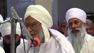 Katha Baba Hardev Singh JI Lulon Wale @ Gurudwara Nanaksar Brampton 2016