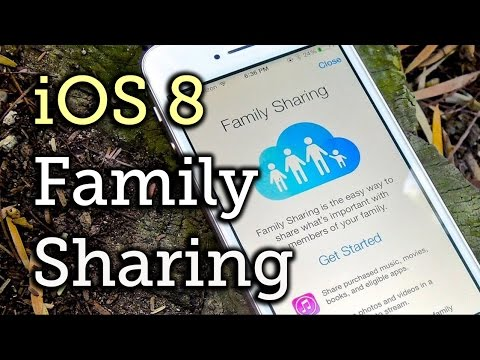 Share Purchased Apps, Music, Movies, & More for Free with iOS 8's Family Sharing [How-To]