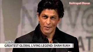 SRK at his best