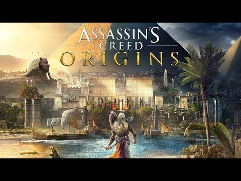I Walk on Your Water | Assassin's Creed Origins (Original Game Soundtrack) | Sarah Schachner