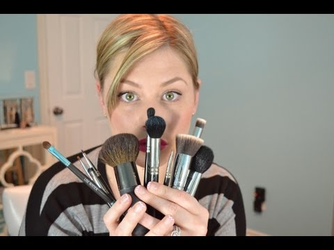 Makeup Brush Collection & Favourites Part 2 (Small Brushes)