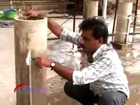Bio-sand Filter for Clean Drinking Water