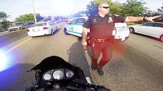 COPS VS BIKERS 2017 - Good Police?! Bad Police?! You Decide!! [Ep.#42]