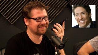 Justin Roiland Prank Calls Joel Osteen