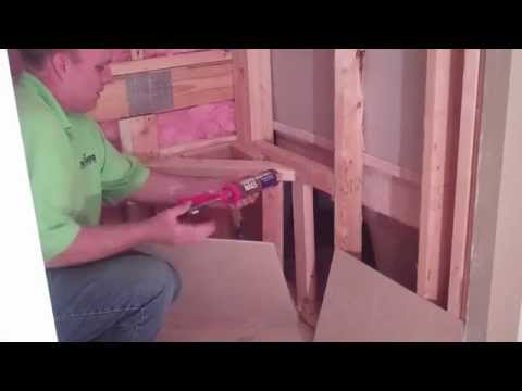 How to correctly Build a Shower Bench - by TrugardDirect.com