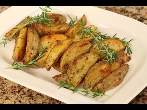 Potato Wedges - Crispy On The Outside Delicious by Rockin Robin