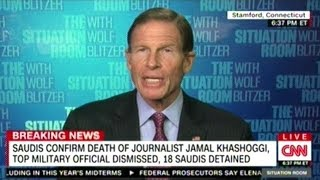 """The Saudis For Too Long Have Been Given A Pass For Killing Innocent Civilians In Yemen!"" Senator"