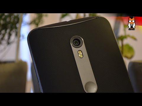 Motorola Moto X Style Unboxing und erste Eindruecke [Deutsch]