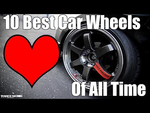 10 Best Factory Rims Of All Time