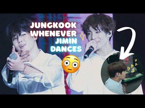 Jungkook Whenever Jimin Dances
