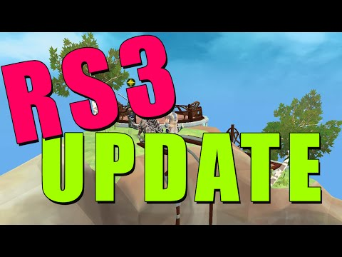 Runescape 3 - Road to Max - Update 47 - Elf City Waterfall Fishing!