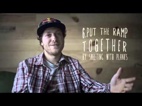 HOW TO BUILD A BMX RAMP