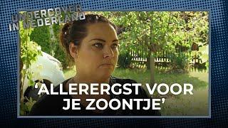 BIZAR! Chantal liegt over doodgeboren zoontje en kanker... | Undercover in Nederland