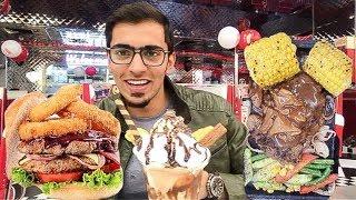 BIG MOE'S KE SHASHKAY - Food Review LAHORE PAKISTAN