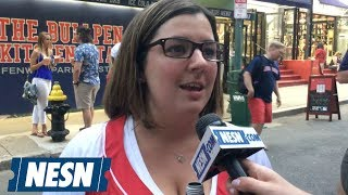 Red Sox Fans Share What David Ortiz Means To Boston