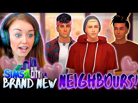 NEW NEIGHBOURS!? 😱😉 + Ciara & Charlie Rose Future Plans! (The Sims 4 IN THE CITY #25! 💒)