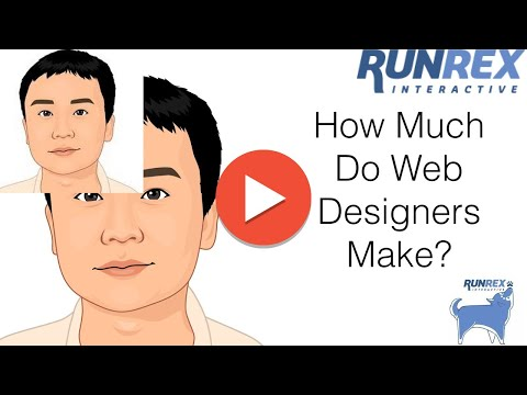 How Much do Web Designers Make?