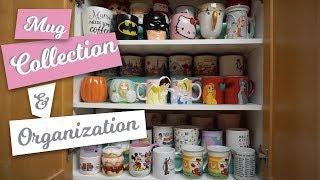Full Mug Collection | Kitchen Reorganization