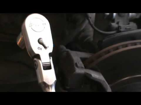 Toyota Brake Rotor Replacement