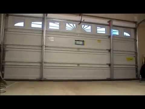 How to Reinforce Your Garage Door Before a Storm