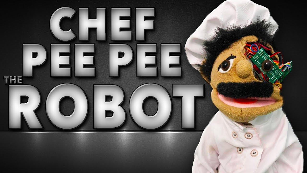 SML Movie: Chef Pee Pee The Robot!