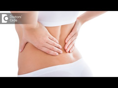 How to manage persisting Low Back Pain after hair line fracture? - Dr. Vidyadhara S
