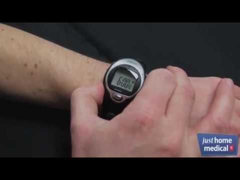 Just Home Medical: Omron Heart Rate Monitor