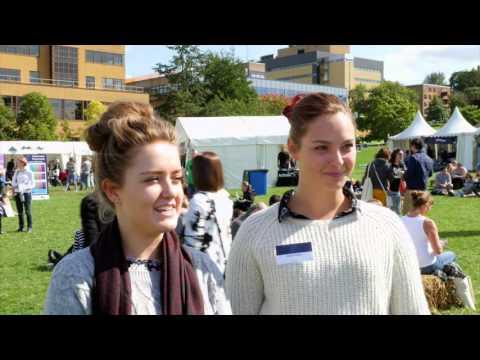 Student Nurse Interview about VET Festival 2015