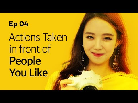 Actions Taken in front of People You Like  | Yellow | Season1 - EP.04