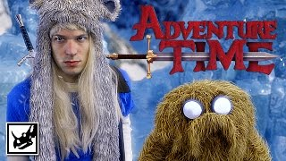 Adventure Time: The Movie (Live-Action 4K Trailer) | Gritty Reboots